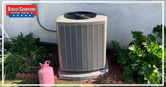SC Freon 01 - Heating and Air Conditioning Repair