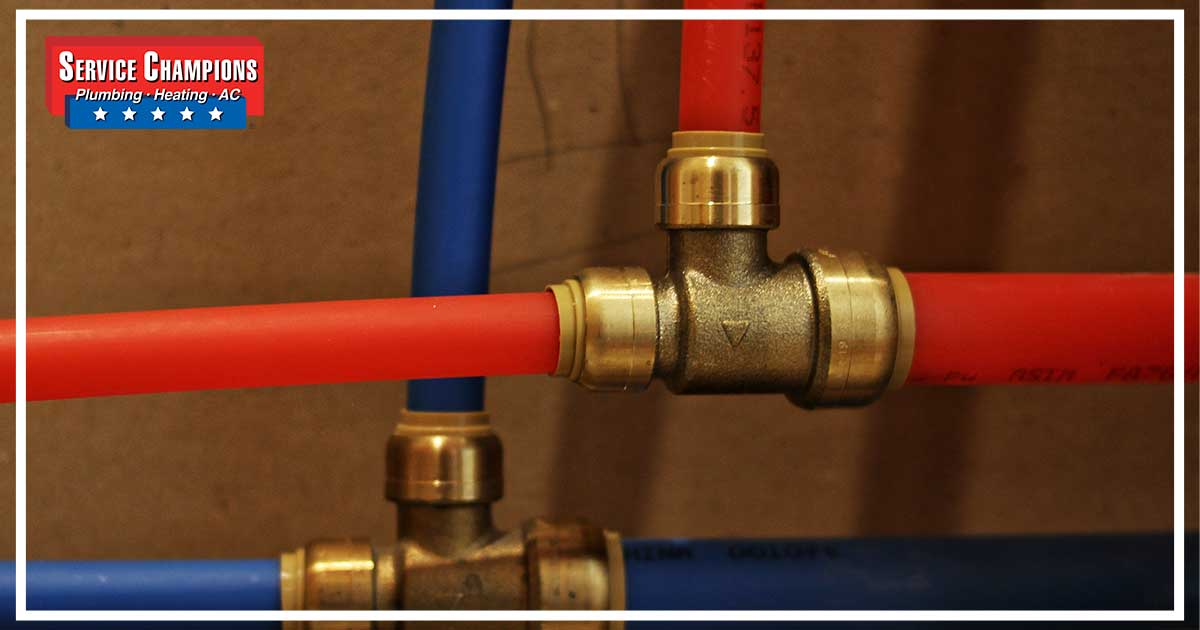 Pex Pipe Head - What is PEX Piping?