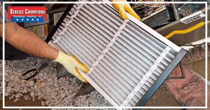 SC AirFilter 03 - Not All Filters Are Created Equal. The HVAC Filter Hierarchy Explained
